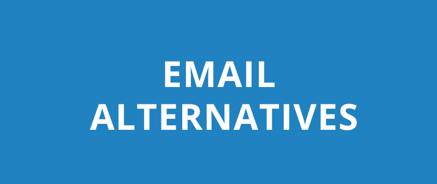 email alternatives