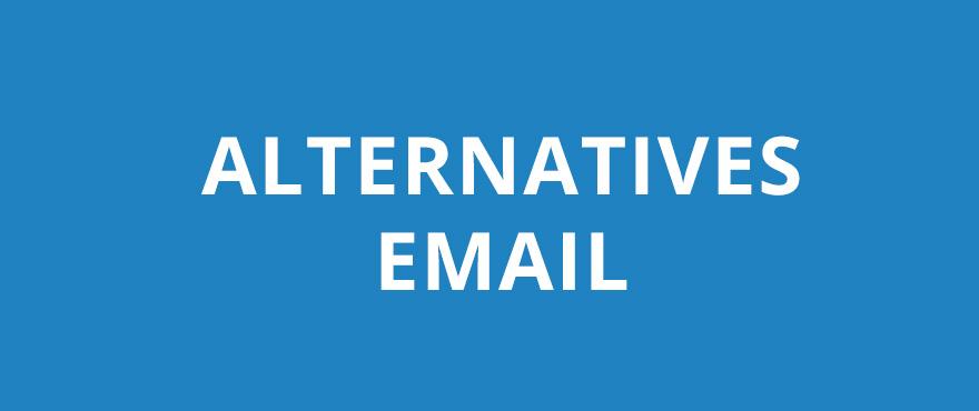alternatives email